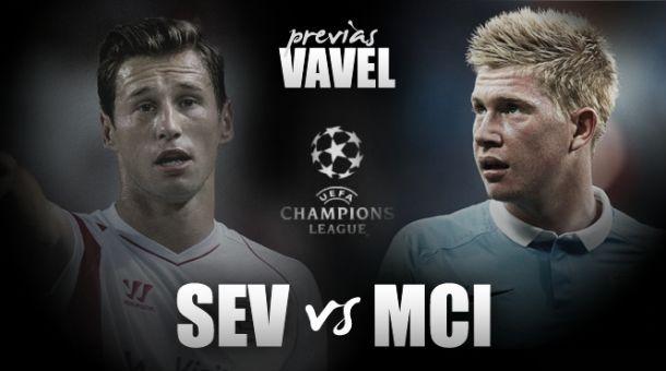 Sevilla vs Manchester City preview: Citizens aim for three consecutive European victories