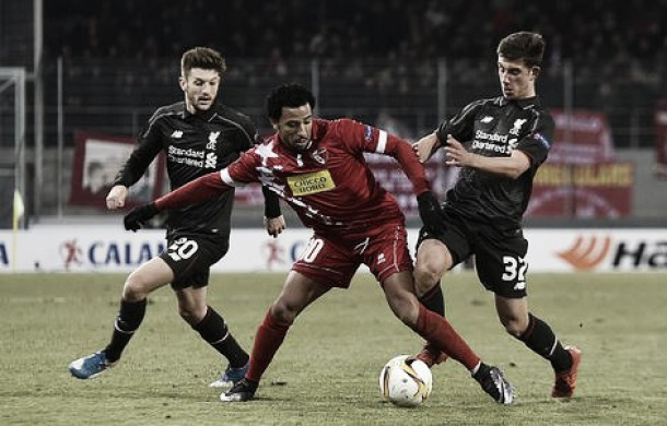 FC Sion 0-0 Liverpool: Reds top Group B despite Swiss stalemate