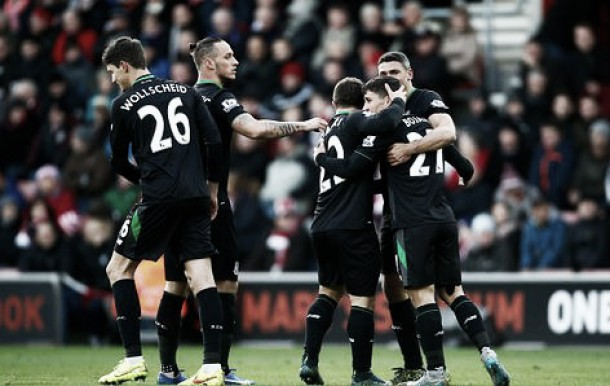 Southampton 0-1 Stoke City: Bojan ends Saints' unbeaten run