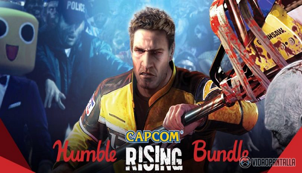 ¡Sorteamos juegos del Humble Capcom Rising Bundle!