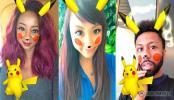 Pikachu hará que volvamos de nuevo a usar Snapchat
