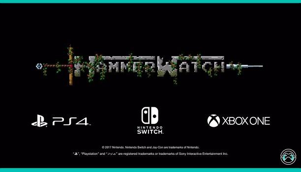 Hammerwatch explorará PS4, Xbox One y Nintendo Switch