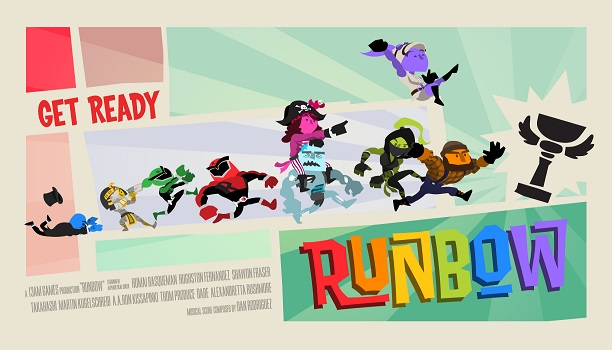 [VidaoAnálisis] Runbow para Nintendo Switch