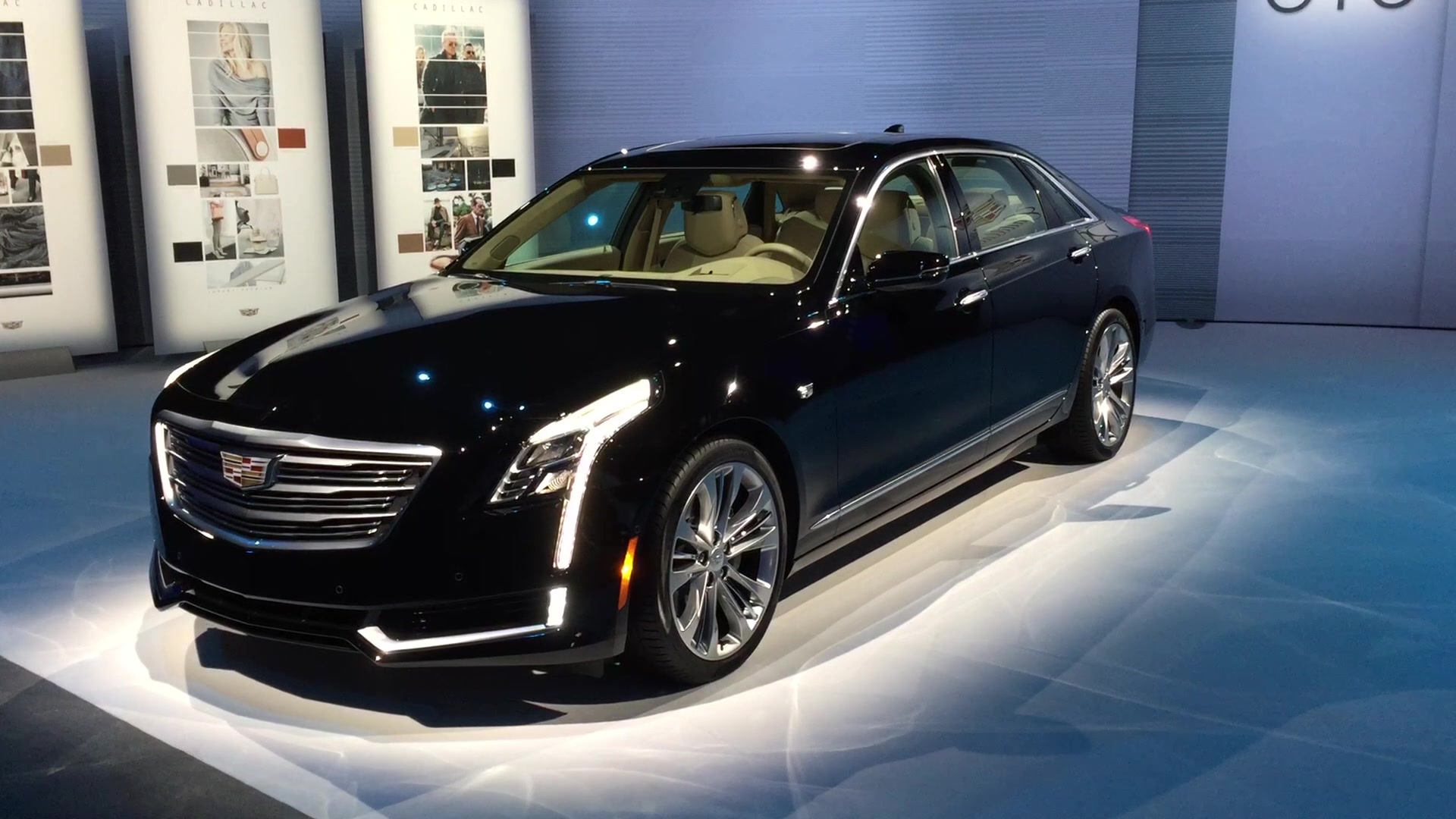 GM Cadillac Chief New CT5 Will Replace 3 Sedans EVs