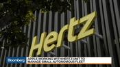 Apple Leases Cars From Hertz to Test Self-Driving Tech