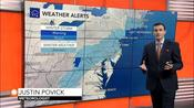 Fast-moving storm to drop accumulating snow in Northeast