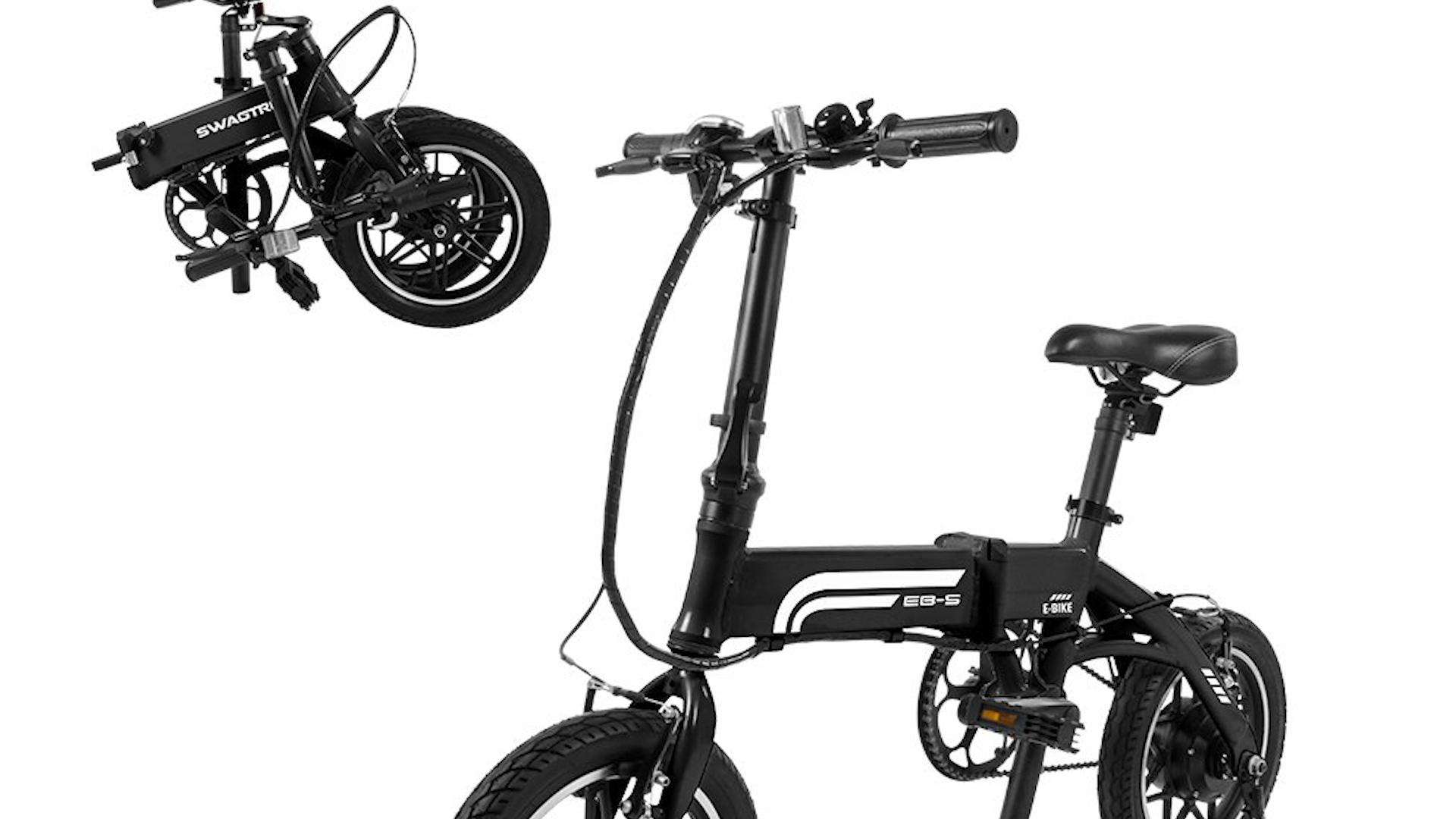 Flipboard The Swagtron Eb 5 Pro Is A Foldable Electric Bicycle