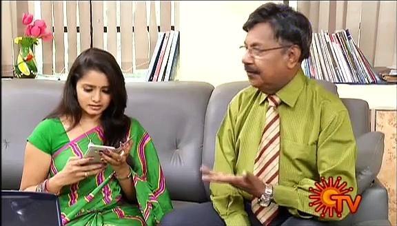 'குல தெய்வம்' நெடுந்தொடர் ஸ்ரித்திகா, மௌலி