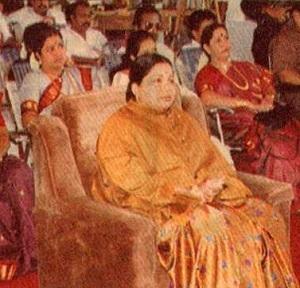 சசிகலா, ஜெயலலிதா