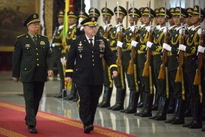 America's Top General Mark Milley Reportedly Made Secret Contact With the Chinese Military