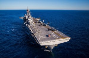 South China Sea: USS Carl Vinson to Assert Freedom of Navigation