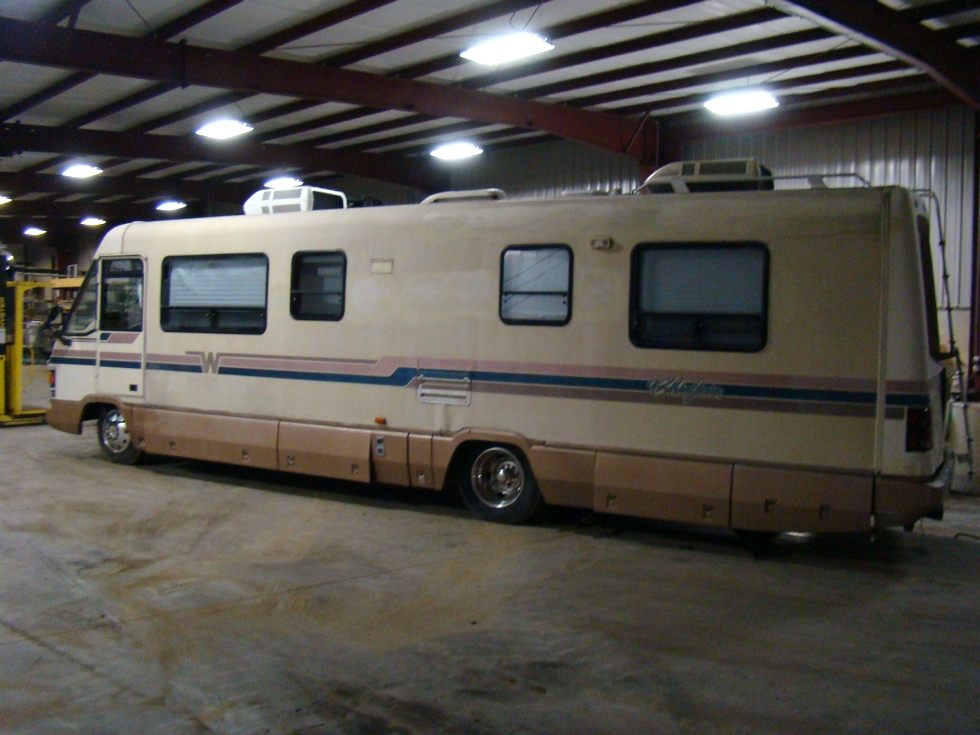 RV Exterior Body Panels USED RV PARTS FOR SALE 1990