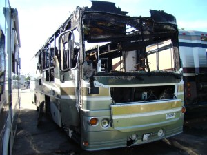 RV Exterior Body Panels 2002 FLEETWOOD EXCURSION PARTS FOR