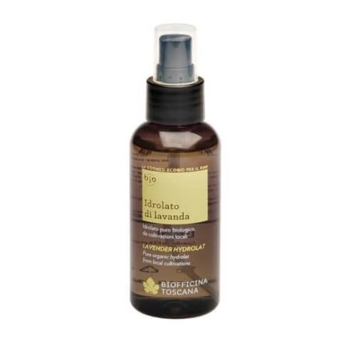 Biofficina Toscana Čistý organický levandulový hydrolát (Lavender Hydrolat) 100 ml (kBIT039) od www.kosmetika.cz