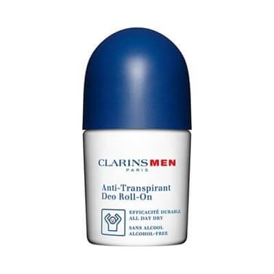 Clarins Kuličkový antiperspirant Men (Antiperspirant Roll On) 50 ml (kCL1180012785) od www.kosmetika.cz