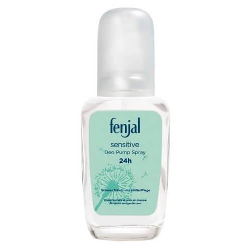 fenjal Parfémovaný deodorant v rozprašovači Sensitive (Sensitive Deo Pump Spray) 75 ml (kFEN058) od www.kosmetika.cz