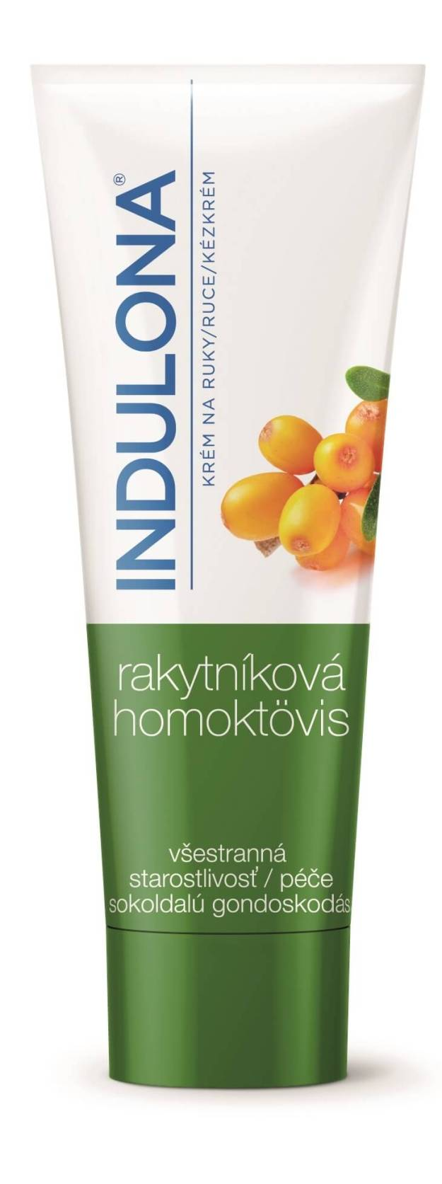Indulona Regenerační rakytníkový krém na ruce 50 ml (kIN033) od www.kosmetika.cz