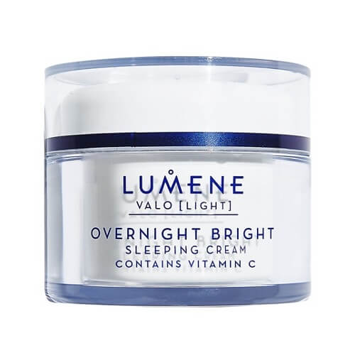 Lumene Rozjasňující noční krém s vitamínem C Light (Overnight Bright Sleeping Cream Contains Vitamin C) 50 ml (kLU80228) od www.kosmetika.cz