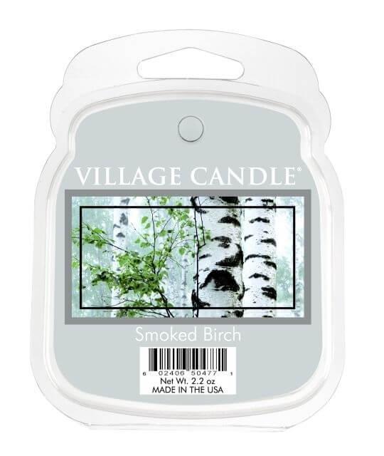 Village Candle Rozpustný vosk do aromalampy Bříza (Smoked Birch) 62 g (kVIL0230) od www.kosmetika.cz