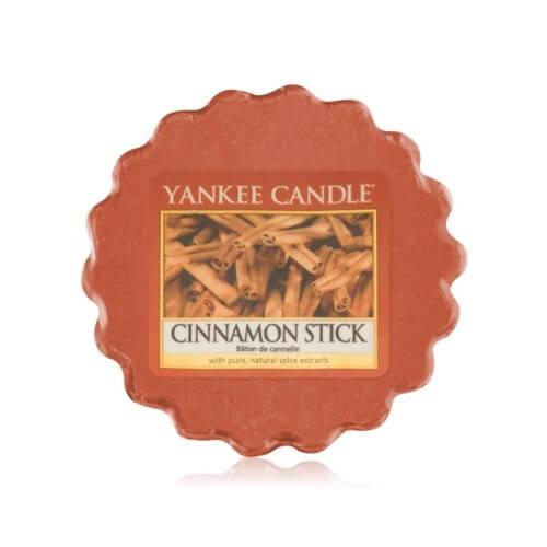 Yankee Candle Vonný vosk do aromalampy Skořicová tyčinka (Cinnamon Stick) 22 g (kYC136) od www.kosmetika.cz