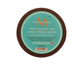 Masca hidratanta profundă cu ulei de argan pentru uscarea părului (Intense Hydrating Mask)