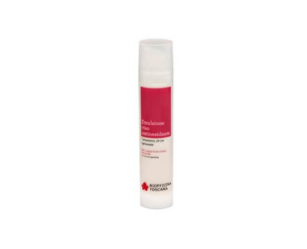 Biofficina Toscana Antioxidační emulze na obličej pro citlivou pleť (Anti-Oxidation Visage Emulsion) 50 ml (kBIT049) od www.kosmetika.cz