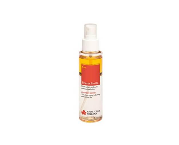 Biofficina Toscana Dvoufázový parfémovaný fluid Květinový vánek (Flowery Breeze) 100 ml (kBIT040) od www.kosmetika.cz
