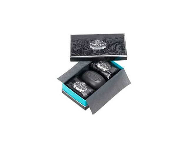 Castelbel Dárková sada mýdel Black edition 3 x 150 g (kCAS0015) od www.kosmetika.cz