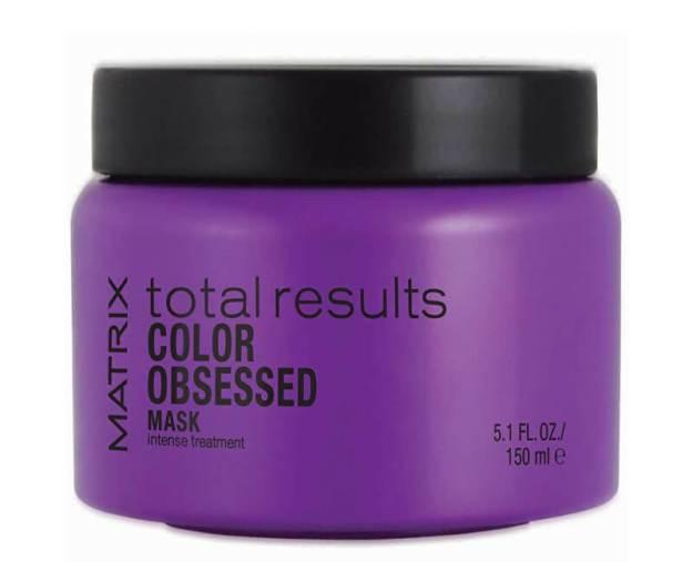 Matrix Obnovující maska pro barvené vlasy Total Results Color Obsessed (Mask Intense Treatment) (kDKR3119) od www.kosmetika.cz