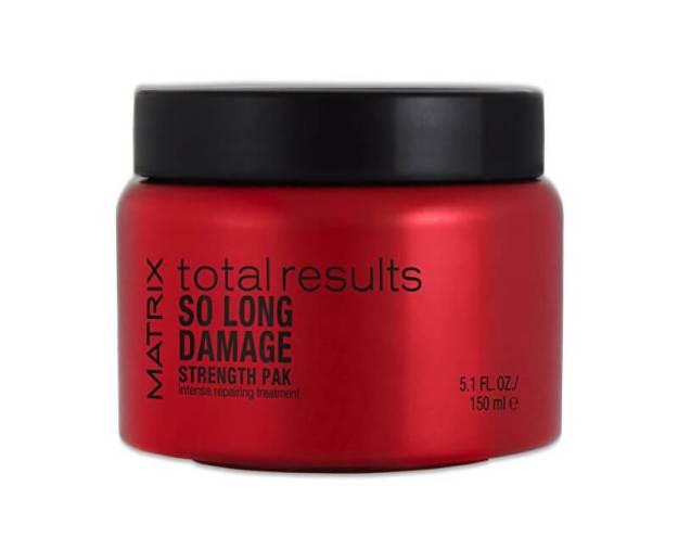 Matrix Posilující maska pro dlouhé vlasy Total Results So Long Damage (Intense Repairing Treatment) (kDKR3129) od www.kosmetika.cz
