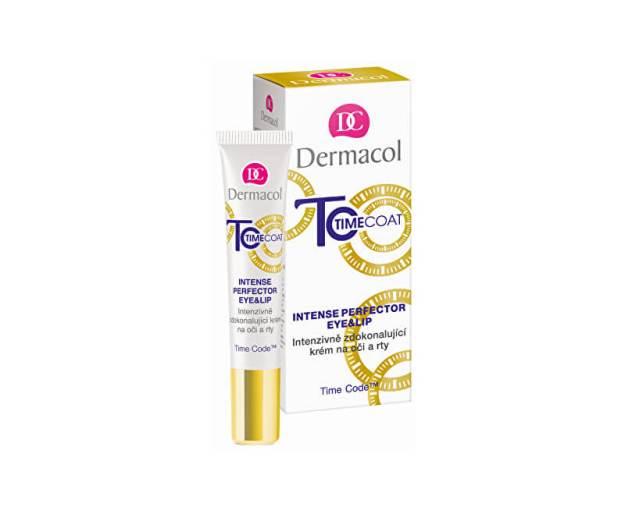 Dermacol Intenzivně zdokonalující krém na oči a rty Time Coat (Intense Perfector Eye & Lip) 15 ml (kDM4173) od www.kosmetika.cz