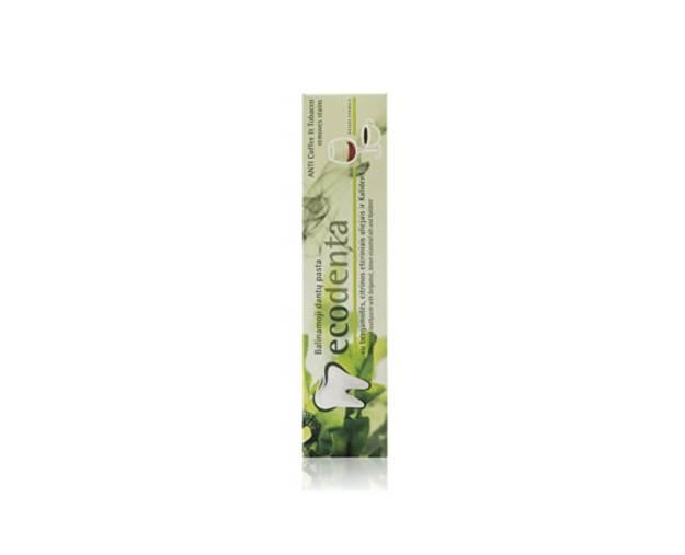 Bělicí zubní pasta s bergamotem, citronovým olejem a Kalidentem (Whitening Toothpaste) 100 ml (kEC022) od www.prozdravi.cz