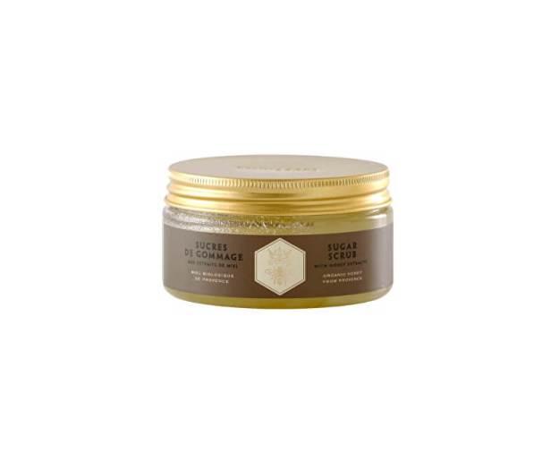 Tělový cukrový peeling s medovými výtažky (Sugar Scrub) 240 g (kPAN0121) od www.prozdravi.cz