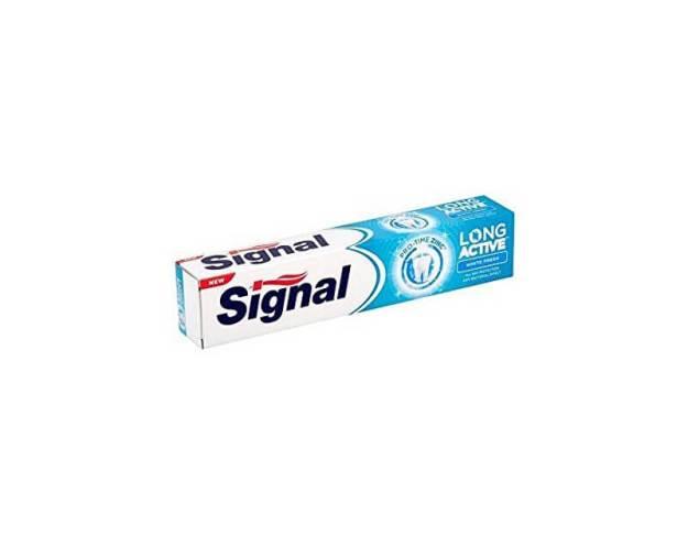 Bělicí zubní pasta pro svěží dech (Long Active White Fresh) 75 ml (kSG002) od www.prozdravi.cz