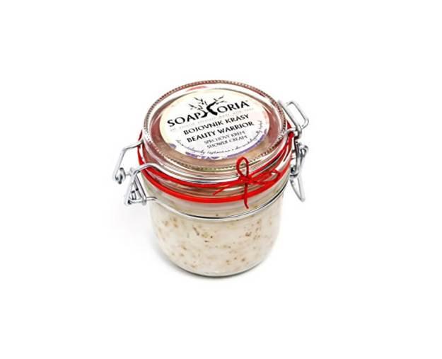 Organický sprchový krém Bojovník krásy (Shower Cream Beauty Warrior) 255 ml (kSP235) od www.prozdravi.cz
