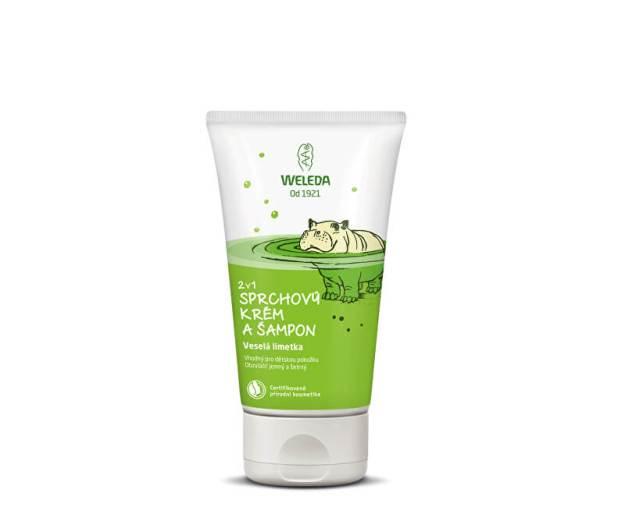 Sprchový krém a šampon 2 v 1 Veselá limetka 150 ml (kWD381) od www.prozdravi.cz