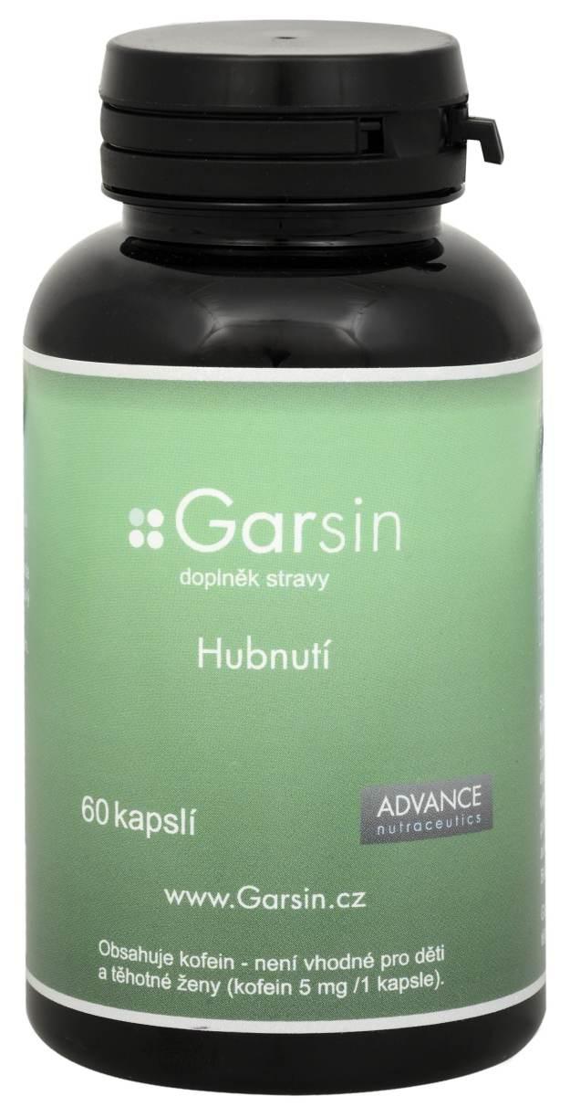 Advance nutraceutics Garsin 60 kapslí (z8310) od www.kosmetika.cz