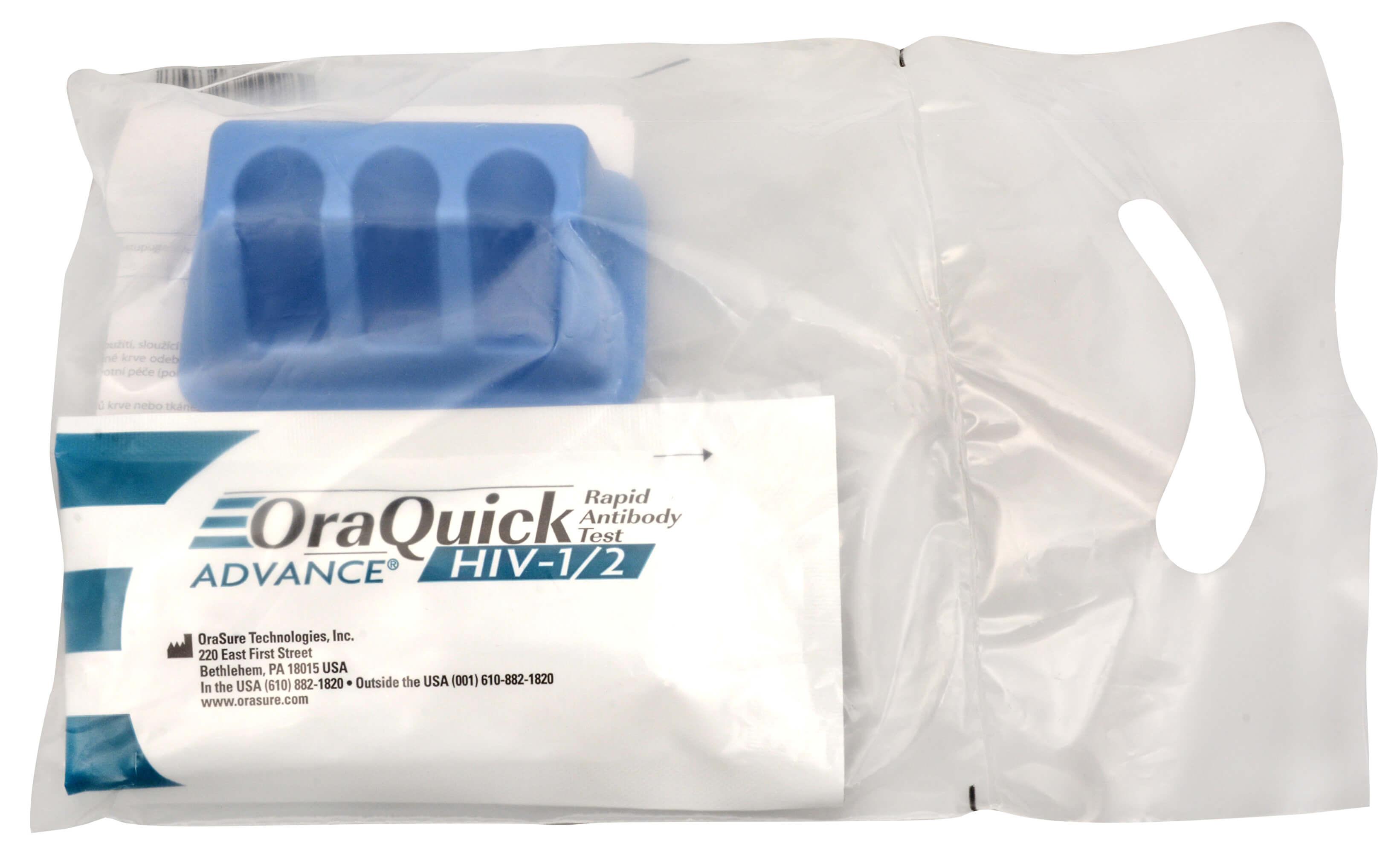 Oraquick Hiv Aids Oraquick Advance Hiv 1 2 Rapid Antib Test Vivantis