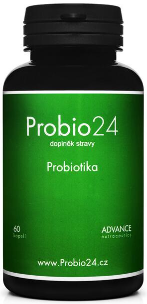 Advance nutraceutics Probio24 60 kapslí (z51815) od www.kosmetika.cz