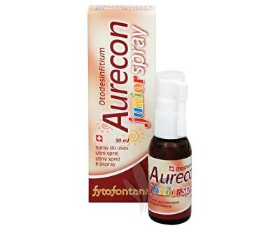 Herb Pharma Aurecon ušní spray Junior 30 ml (z2576) od www.kosmetika.cz