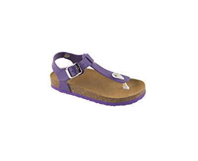 Zdravotní obuv BOA VISTA B/S KID SynLea-J - fialová (z52357) od www.prozdravi.cz