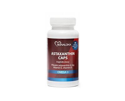 Bonaloka Astaxanthin Caps Omega 3 - 30 kapslí (z54352) od www.kosmetika.cz
