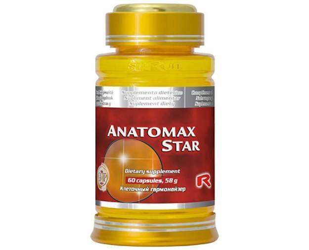 ANATOMAX STAR 60 kapslí (z34) od www.prozdravi.cz