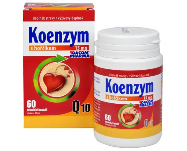 Koenzym Q10 s hořčíkem 60 tob. (z563) od www.prozdravi.cz