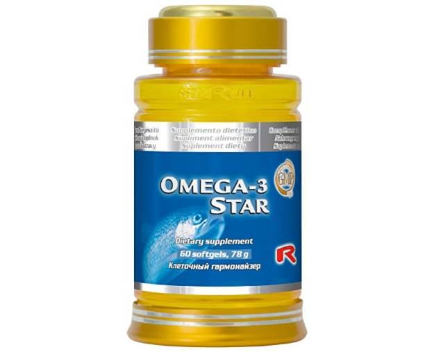 OMEGA-3 STAR 60 tob. (z140) od www.prozdravi.cz
