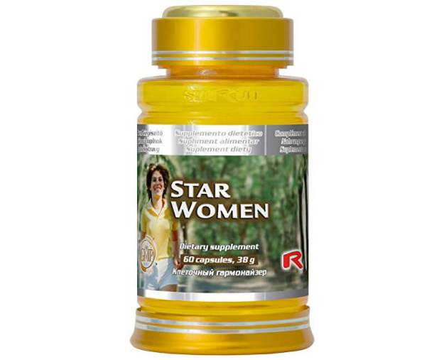 STAR WOMEN 60 kapslí (z53) od www.prozdravi.cz