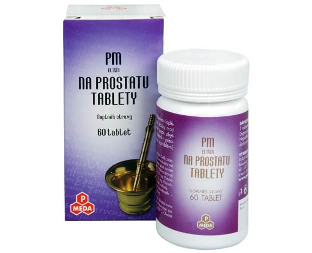 PM Elixír na prostatu 60 tbl. (z1250) od www.prozdravi.cz