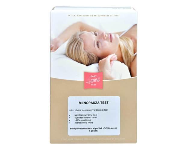 Menopauza test 1 ks (z2407) od www.prozdravi.cz
