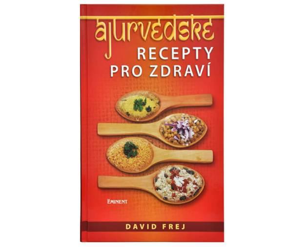 Ájurvédské recepty pro zdraví (MUDr. David Frej) (z3212) od www.prozdravi.cz