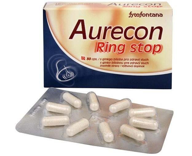 Herb Pharma Aurecon Ring stop 30 kapslí (z4717) od www.kosmetika.cz